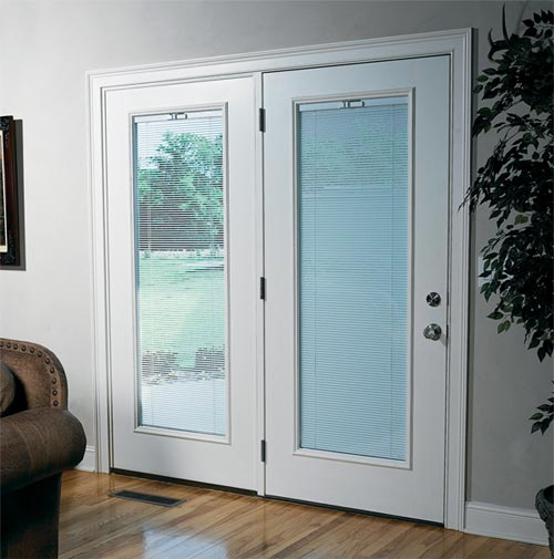 Patio doors sliding screen doors hmi doors hmi doors for Double entry patio doors
