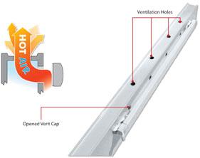 heat vent system