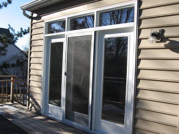 Patio Sliding Screen Doors 600 x 450