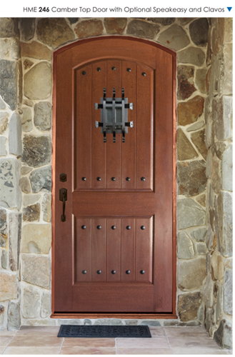 Speakeasy door grilles are reminiscent of the days of prohibition and Al Capone. They embody that feeling of intrigue and are a special focal point for any ... & Speakeasy | HMI Doors